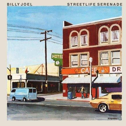 Billy Joel - Streetlife Serenade (LP)