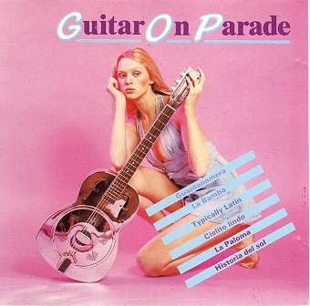 Guitar On Parade (CD)