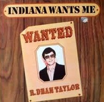 R. Dean Taylor - Indiana Wants Me (LP)