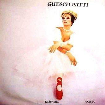 Guesch Patti - Labyrinthe (LP)