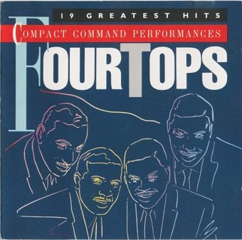 Four Tops - 19 Greatest Hits (CD)