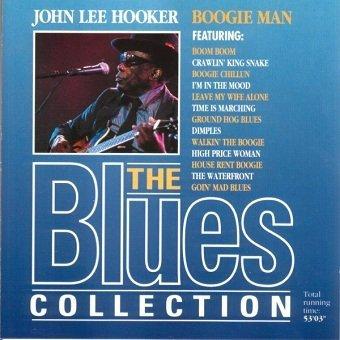 John Lee Hooker - Boogie Man (CD)