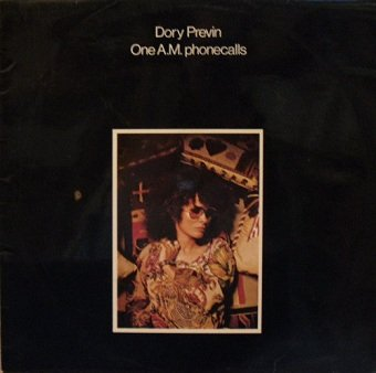 Dory Previn - One A.M. Phonecalls (LP)