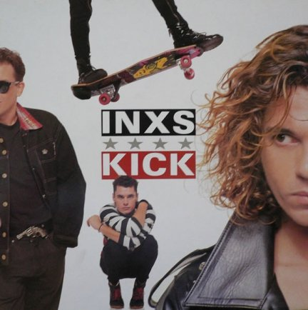 INXS - Kick (LP)