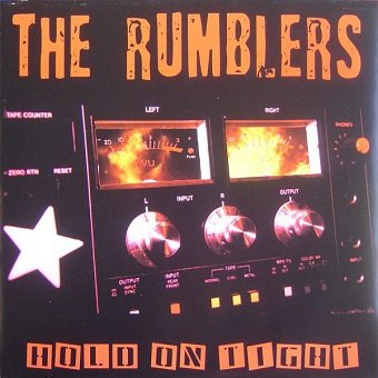 The Rumblers - Hold On Tight (LP)