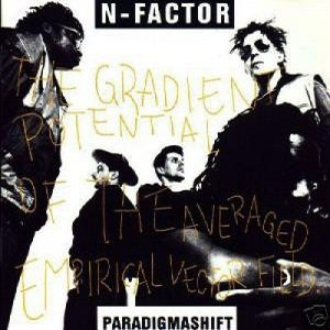 N-Factor - Paradigmashift (CD)
