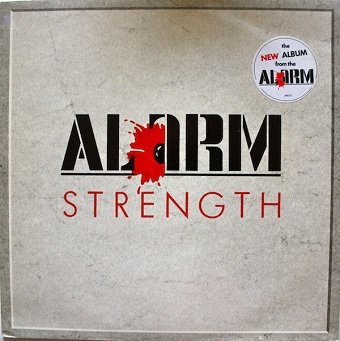 Alarm - Strength (LP)
