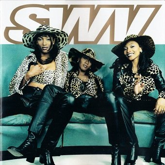 SWV - Release Some Tension (CD)