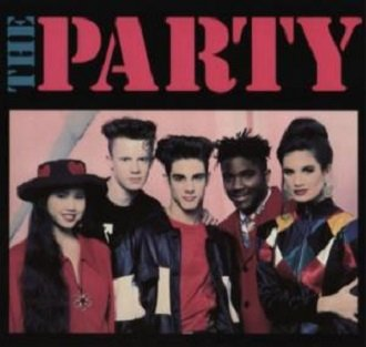 The Party - The Party (LP)