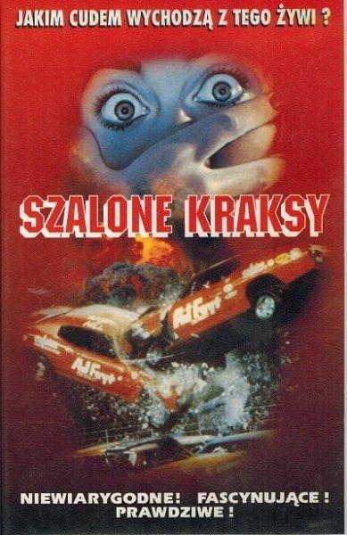 Szalone Kraksy (VHS)