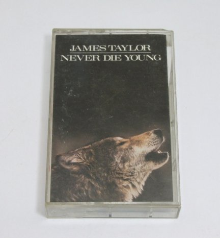 James Taylor - Never Die Young (MC)