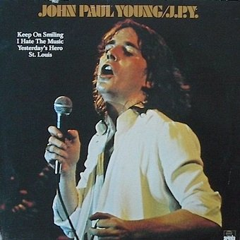 John Paul Young - J.P.Y (LP)