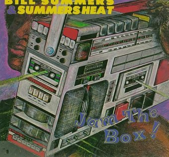 Bill Summers & Summers Heat - Jam The Box (LP)