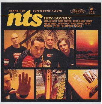 NTS - Hey Lovely (CD)