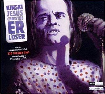 Klaus Kinski - Jesus Christus Erlöser (2CD)