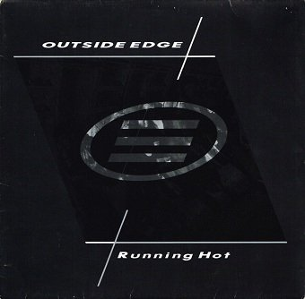 Outside Edge - Running Hot (LP)