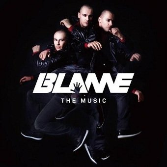 Blame - The Music (CD)