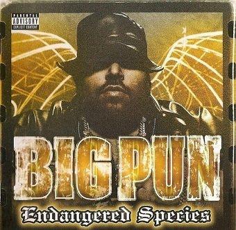 Big Pun - Endangered Species (CD)