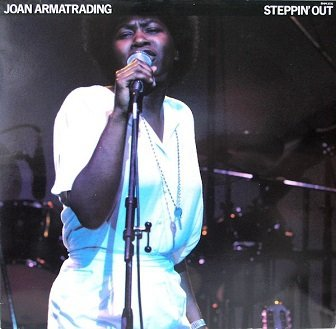 Joan Armatrading - Steppin' Out (LP)