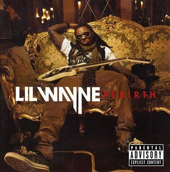 Lil Wayne - Rebirth (CD)