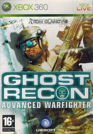 Tom Clancy's Ghost Recon: Advanced Warfighter (XBOX360)