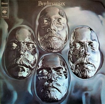 The Byrds - Byrdmaniax (LP)