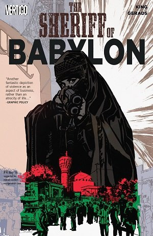 The Sheriff Of Babylon #4 (May 2016)