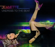 Jeanette - Undress To The Beat (Maxi-CD)