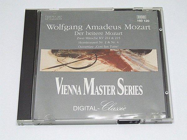 Wolfgang Amadeus Mozart - Der Heitere Mozart (CD)