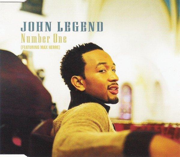 John Legend - Number One (Maxi-CD)