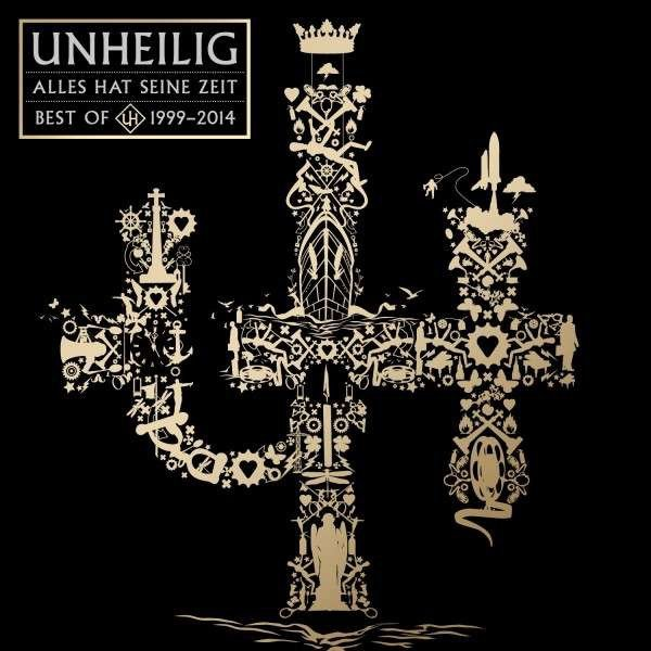 Unheilig - Alles Hat Seine Zeit: Best Of Unheilig 1999 - 2014 (CD)