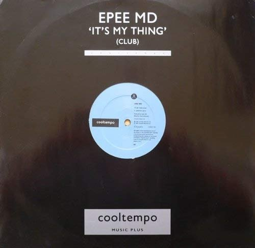 EPEE MD - It's My Thing (Club) (12'')
