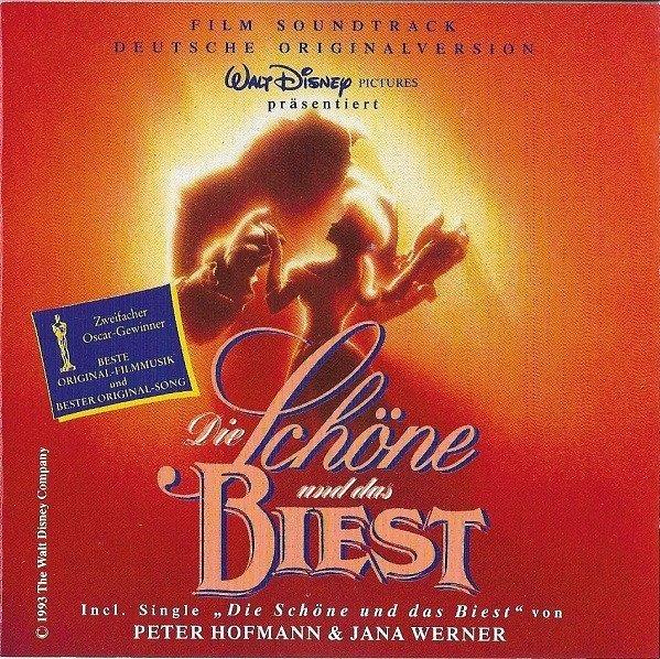 Die Schöne Und Das Biest (Film Soundtrack Deutsche Originalversion) (CD)