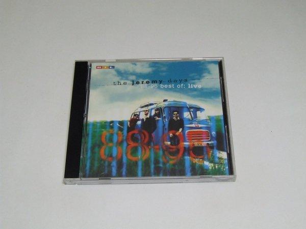 The Jeremy Days - 88 - 95 Best Of: Live (CD)