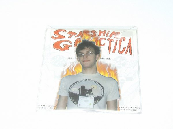 Cex - Starship Galactica (CD)
