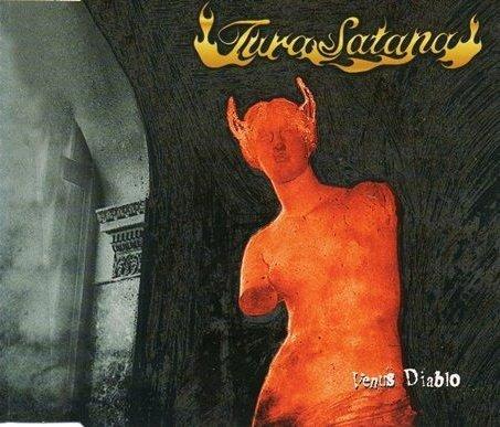 Tura Satana - Venus Diablo (Maxi-CD)