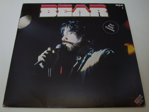 Richard T. Bear - Bear (LP)