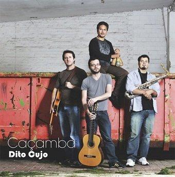 Caçamba - Dito Cujo (CD)