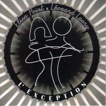 Elisa Point & Léonard Lasry - L'Exception (CD)