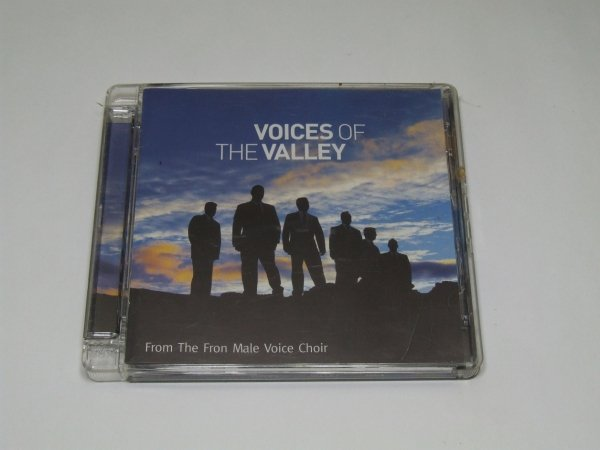 Fron Male Voice Choir - Voices of the Valley  (CD)