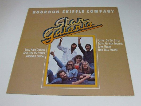 Star Galerie - Bourbon Skiffle Company (LP)