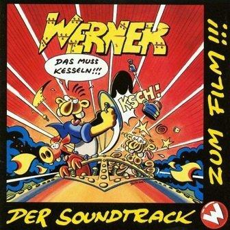 Andreas Fahnert & The Golden Eckats - Werner - Das Muss Kesseln!!! - Der Soundtrack Zum Film (CD)