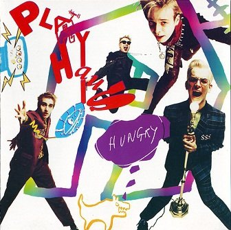 Playhaus - Hungry (CD)