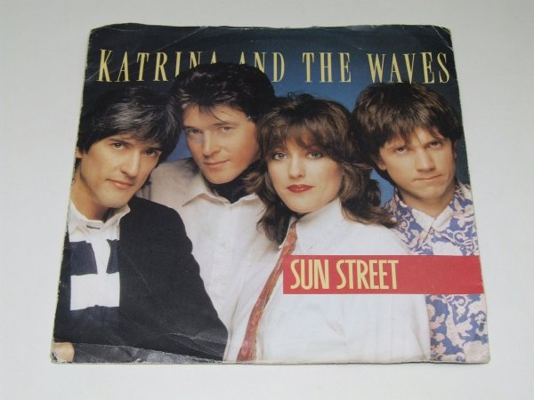 "Katrina And The Waves - Sun Street (7"")"