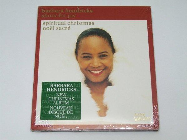 Barbara Hendricks - Shout For Joy (CD)