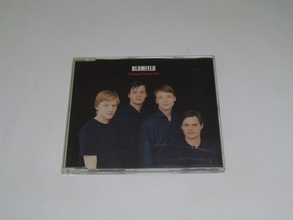 Blumfeld - Tausend Tränen Tief (Maxi-CD)