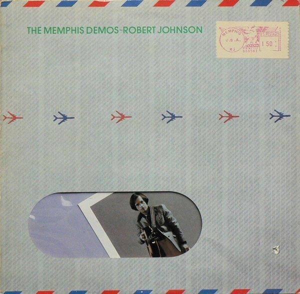 Robert Johnson - The Memphis Demos (LP)