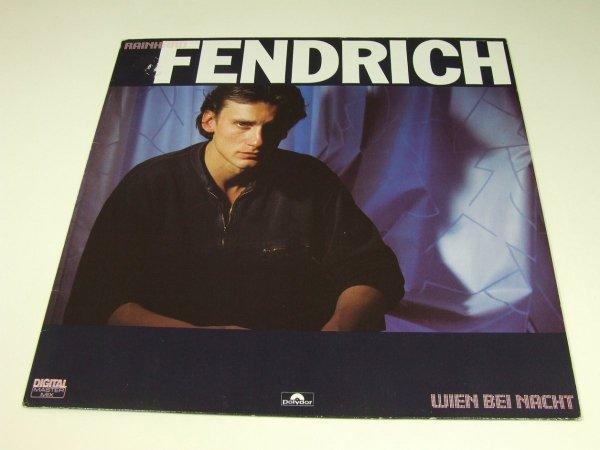 Rainhard Fendrich - Wien Bei Nacht (LP)