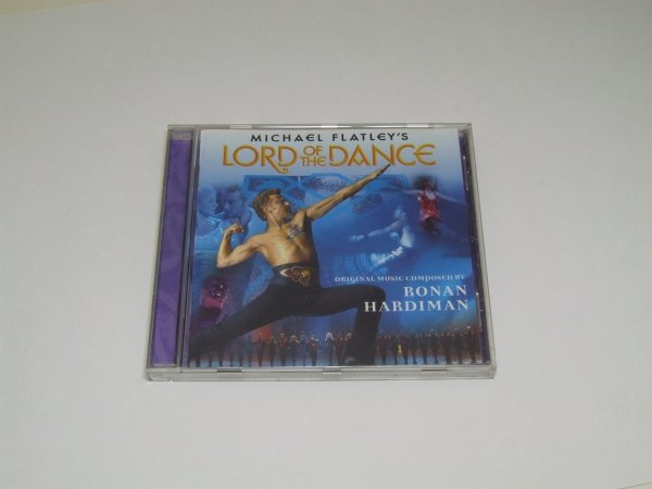 Ronan Hardiman - Michael Flatley's Lord Of The Dance (CD)