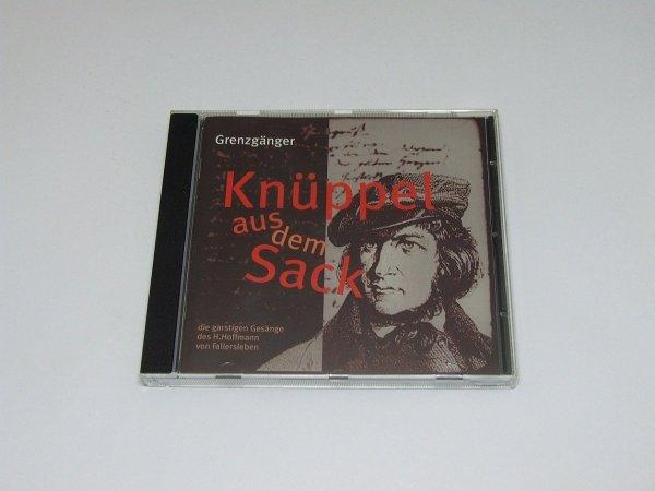 Grenzganger - Knuppel Aus Dem Sack (CD)